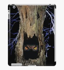 SCARY OLD TREES  iPad Case/Skin