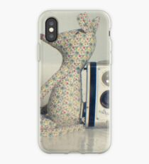 Mouse and camera iPhone Case