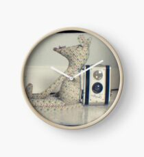 Mouse and camera Clock