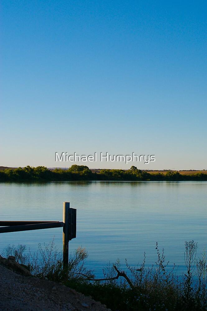 Murray River; Murray Bridge, South Australia by Michael Humphrys