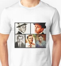 Frank Sinatra, Hollywood Legend Unisex T-Shirt