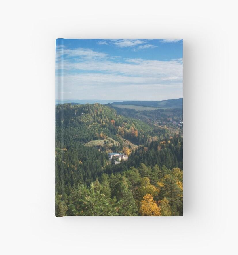 View from Střmen by Dominika Aniola