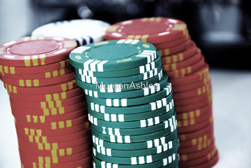 Poker Chip by MorganAshley