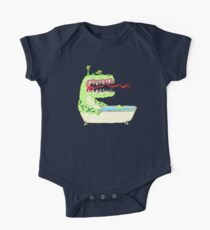A Dragon in a Bathtub Kids Clothes