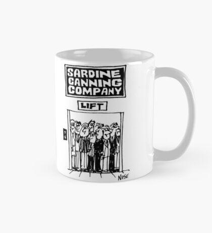 Sardine Canning Company Lift Mug