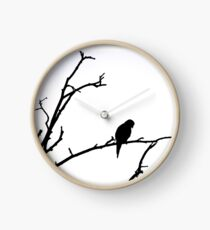 Black Bird Clock