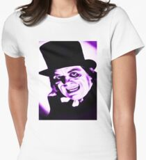 Dr Jekyll and Mr Hyde Womens Fitted T-Shirt