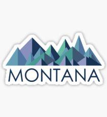 Montana Sticker