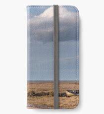 """Thornham Coal Shed"" iPhone Wallet/Case/Skin"