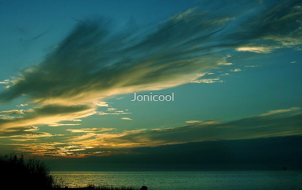 Reaching by Jonicool