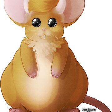 Fawn Mouse by Cynn-Lokai