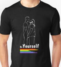 LGBTQ Love  Unisex T-Shirt