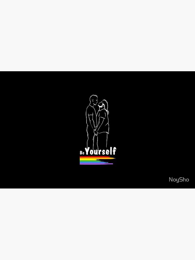 LGBTQ Love  by NoySho