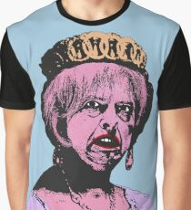 God (May) Save The Queen Graphic T-Shirt