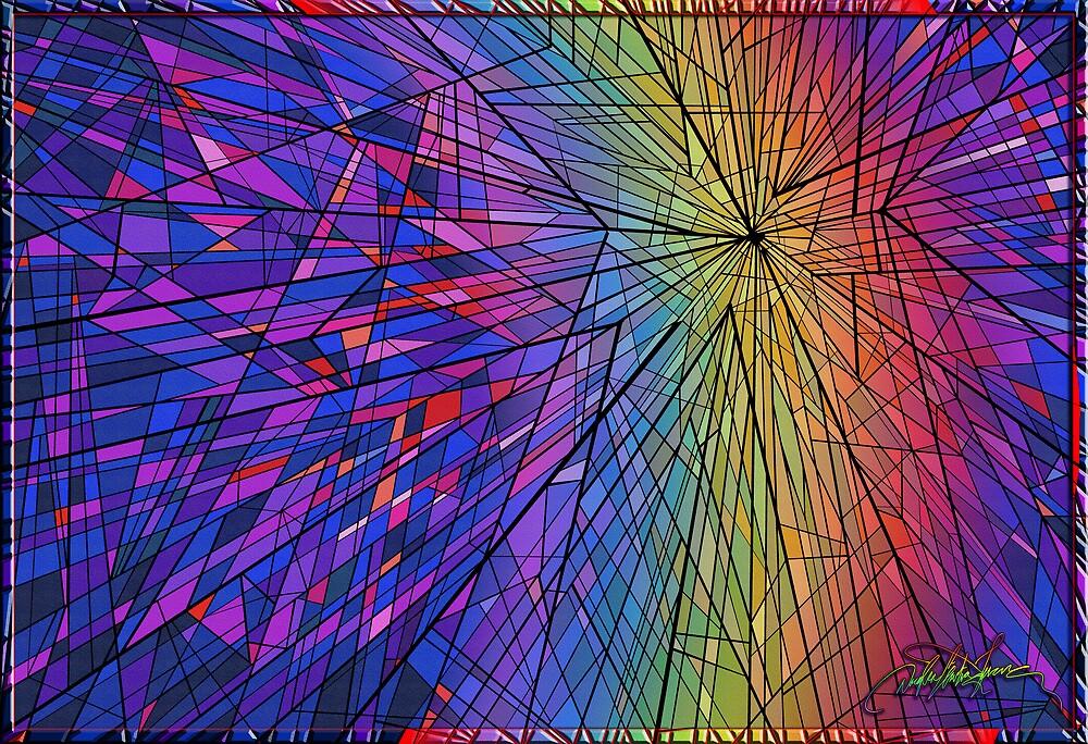 rainbow fount by DCLWolf