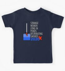 Supreme Executive Power 2020 Kids Clothes