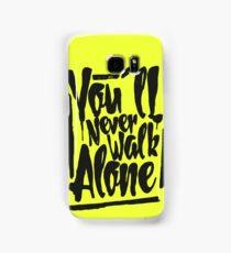 YNWA 2nd edition - Black Version Samsung Galaxy Case/Skin