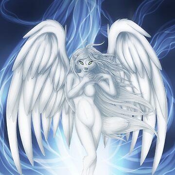 Rise of an angel by Cynn-Lokai