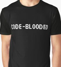 Code Blooded Graphic T-Shirt