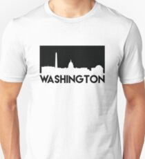 Washington Skyline T-Shirt
