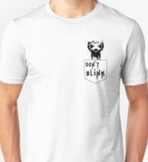 Pocket Weeping Angel Unisex T-Shirt