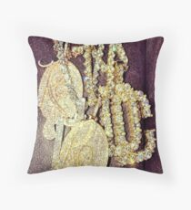 chaser Throw Pillow