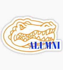 Gator Alumni UF Sticker