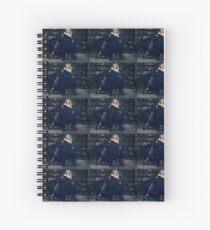 Sarah Michelle Gellar Entertainment Weekly 2017 Spiral Notebook