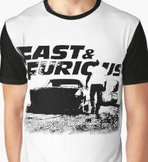 Fast e Furious 8 Graphic T-Shirt