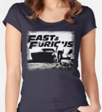 Fast e Furious 8 Women's Fitted Scoop T-Shirt