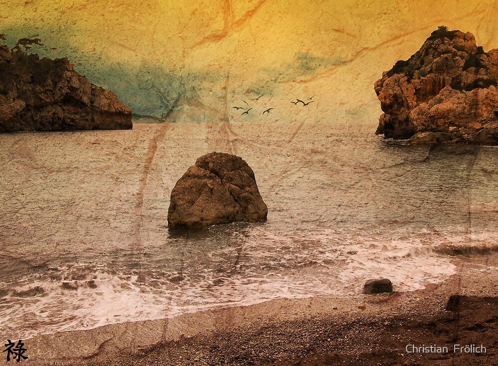 Deia Cove by Christian  Frölich