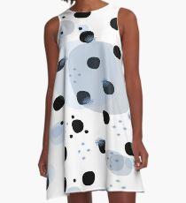 Asteroides A-Line Dress