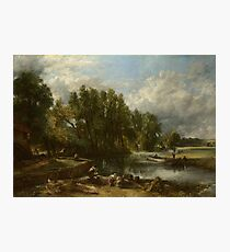 John Constable - Stratford Mill Photographic Print
