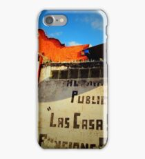 Las Casas iPhone Case/Skin