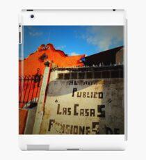Las Casas iPad Case/Skin