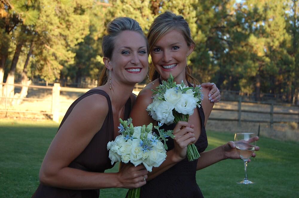 bridesmaids by kclassick