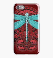 Dragonfly Fire iPhone Case/Skin