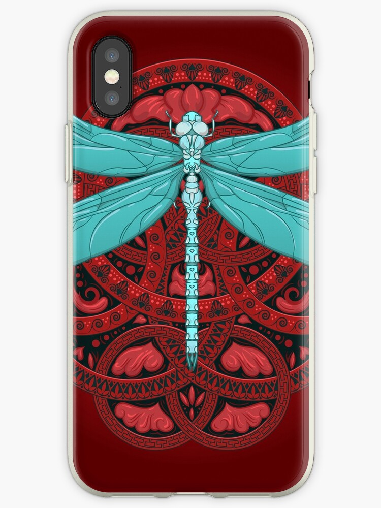 Dragonfly Fire by Rachel Donné