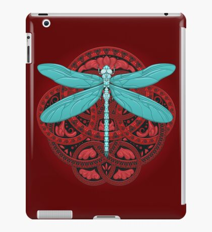 Dragonfly Fire iPad Case/Skin