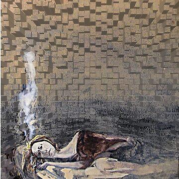 War Widow by montuse