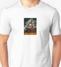 army of darkness poster Unisex T-Shirt