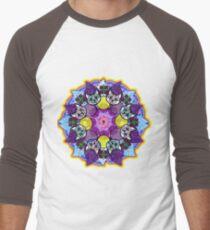 Cat Mandala Design T-Shirt