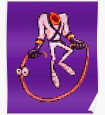 Earthworm Jim - Jumpin' Rope Poster