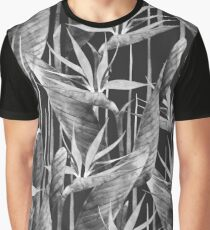 Watercolor strelitzia Graphic T-Shirt