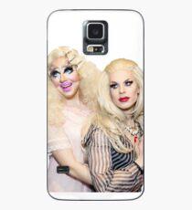 trixie et katya Coque et skin Samsung Galaxy