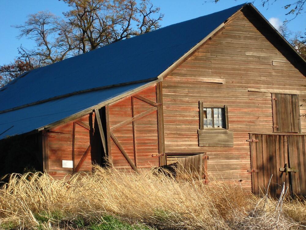 That Old Barn by Alex Kearns