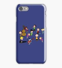A Charlie Brown Christmas Dance iPhone Case/Skin