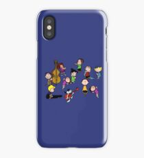 A Charlie Brown Christmas Dance iPhone Case
