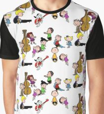 A Charlie Brown Christmas Dance Graphic T-Shirt