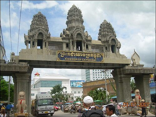 entering cambodia by sorkie